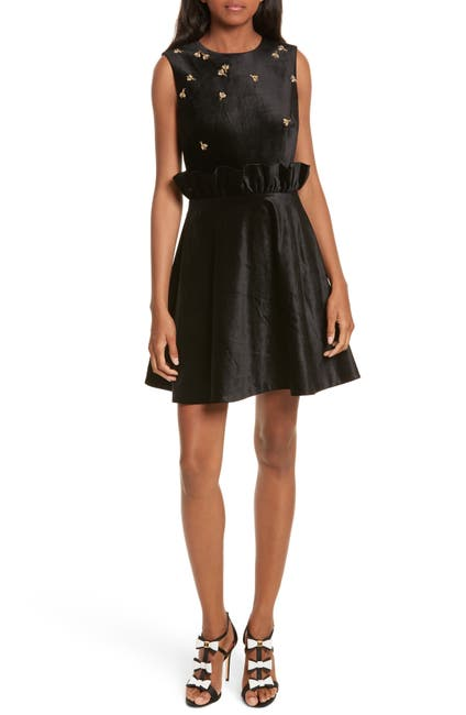 Image of Ted Baker London Celeena Ruffle Waist Dress