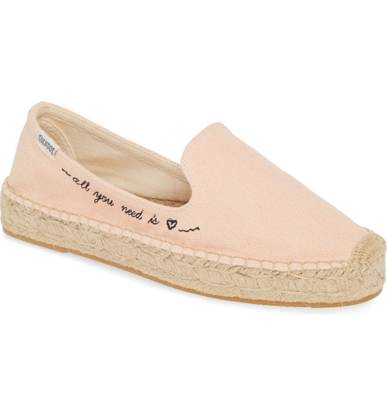 Soludos All You Need Espadrille Flat Women
