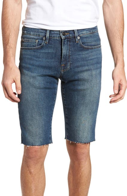 Image of FRAME L'Homme Cutoff Shorts