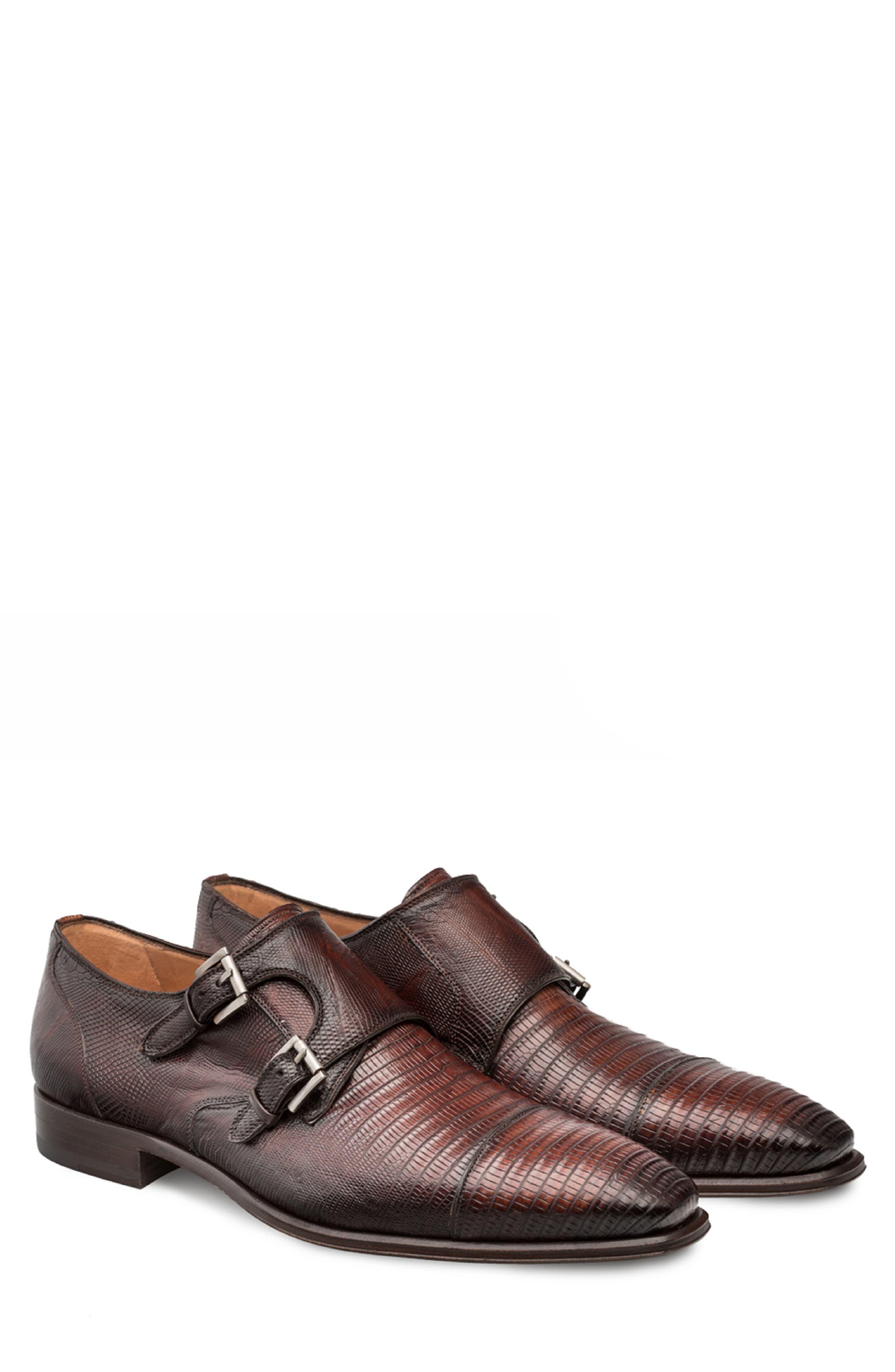 Argentum Double Monk Strap Shoe