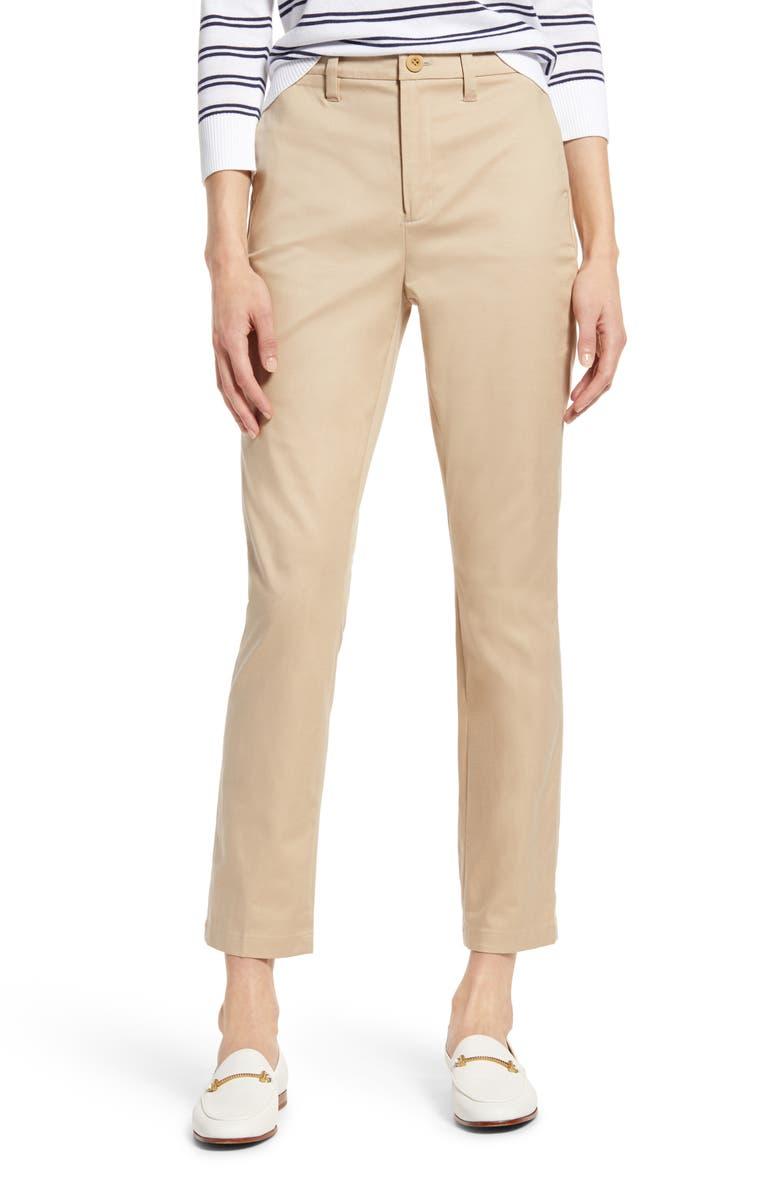 1901 Polished Chino Pants, Main, color, BEIGE HUMUS