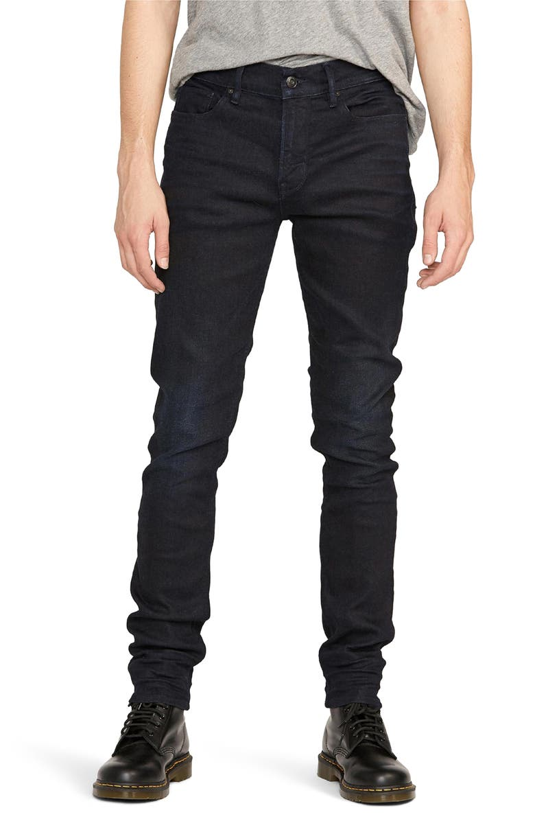 HUDSON JEANS Axl Skinny Fit Jeans, Main, color, SERIES