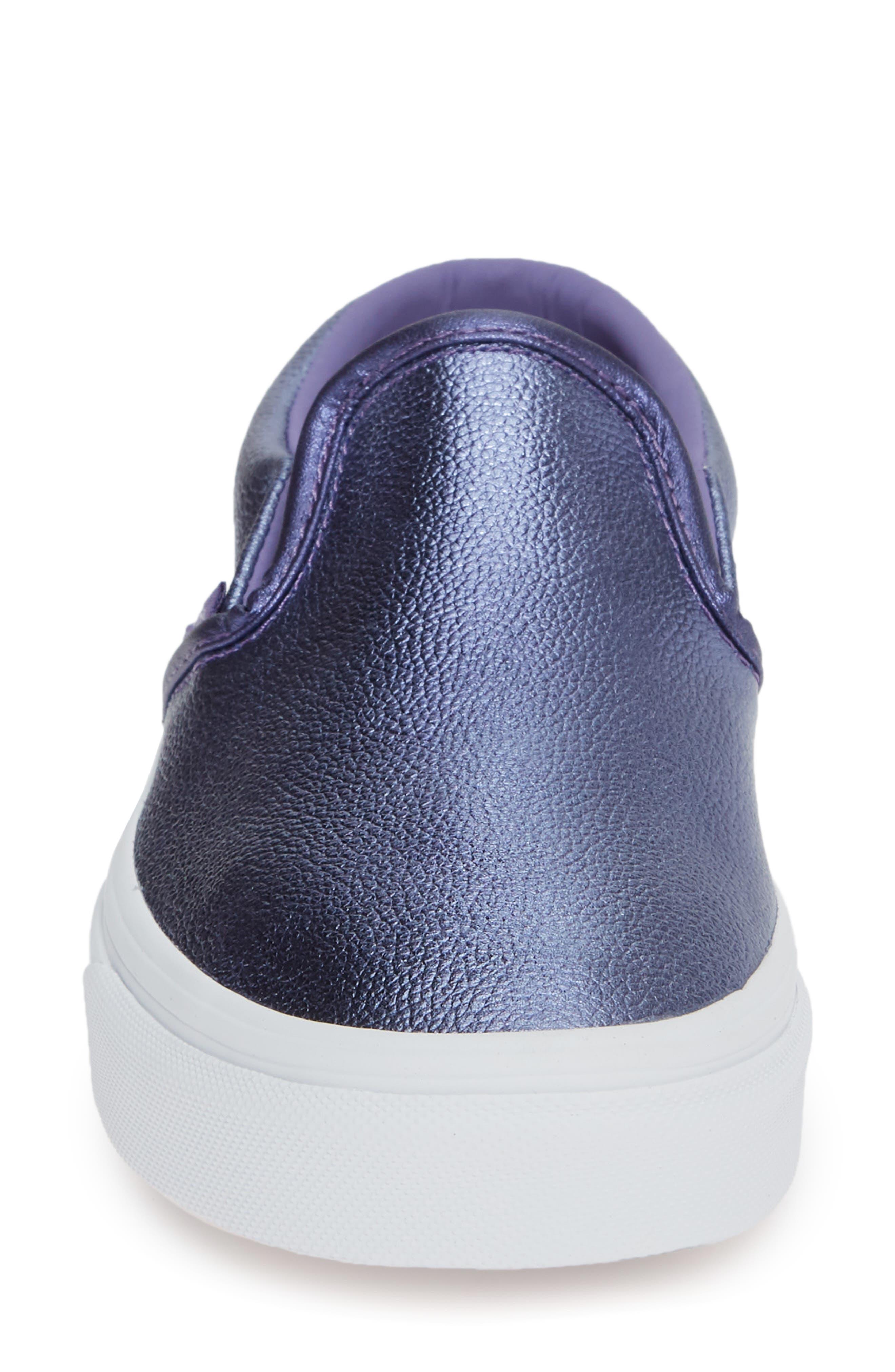 ,                             Classic Slip-On Sneaker,                             Alternate thumbnail 44, color,                             403