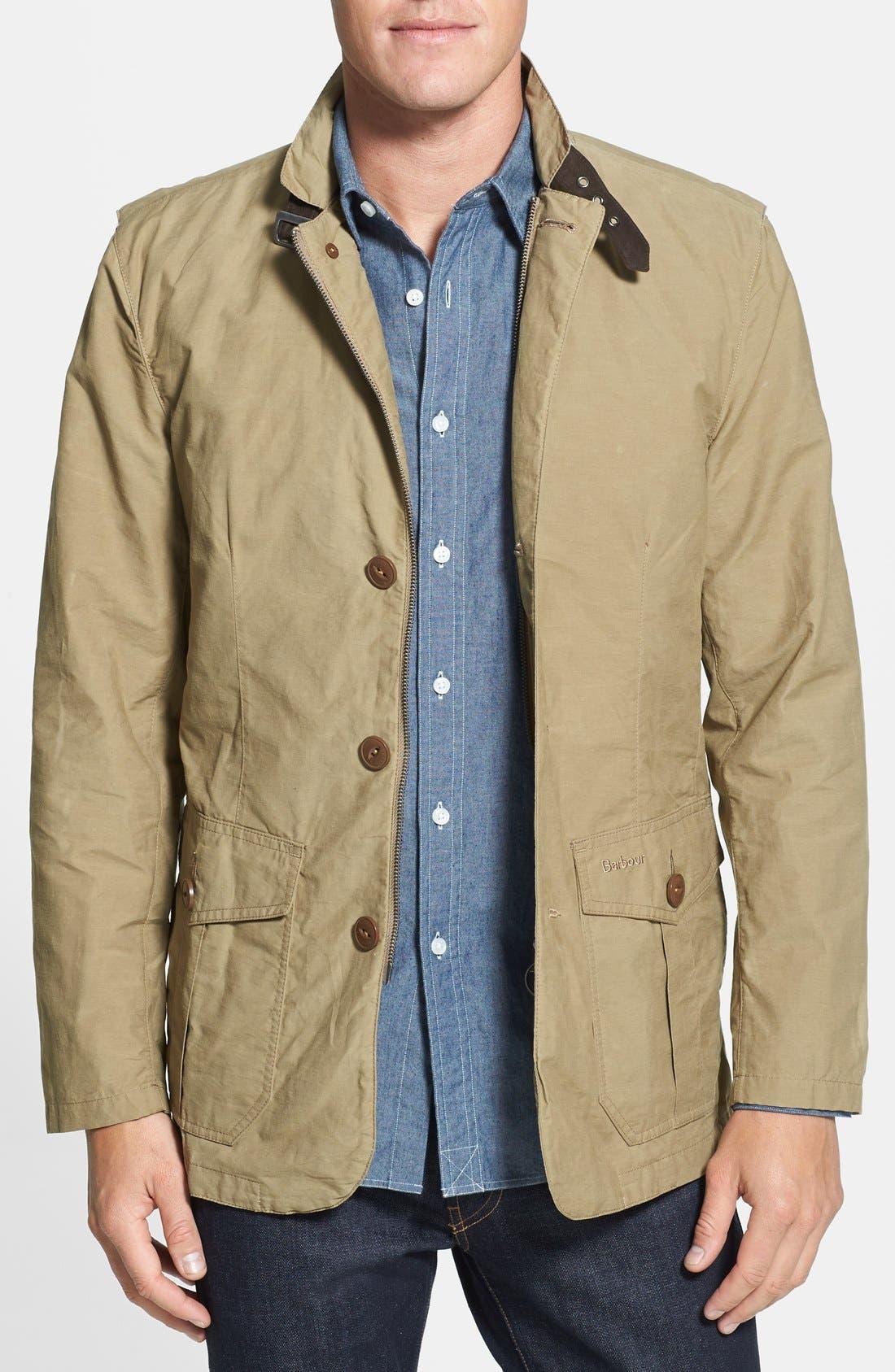 barbour sander jacket