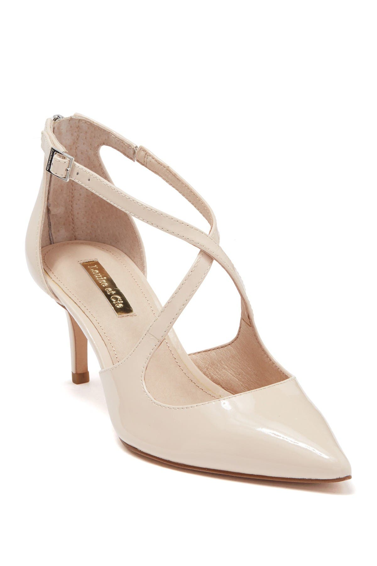 Image of Louise et Cie Jena Leather Stiletto Pump