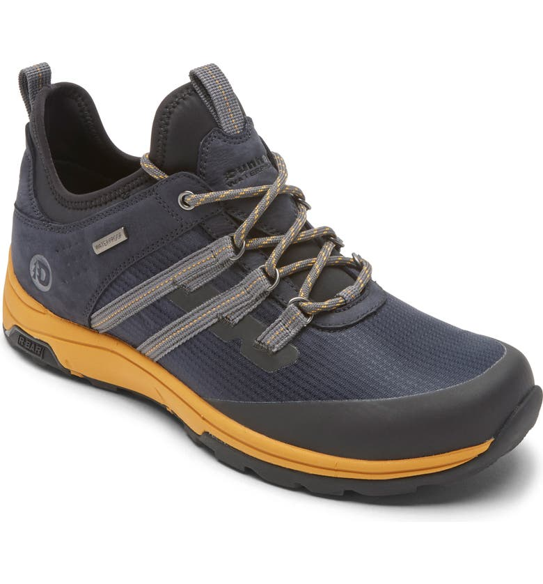 DUNHAM Cade Sport Waterproof Sneaker, Main, color, NAVY