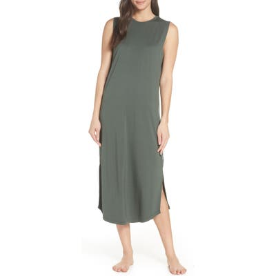 Chalmers Victoria Jersey Nightgown, Green