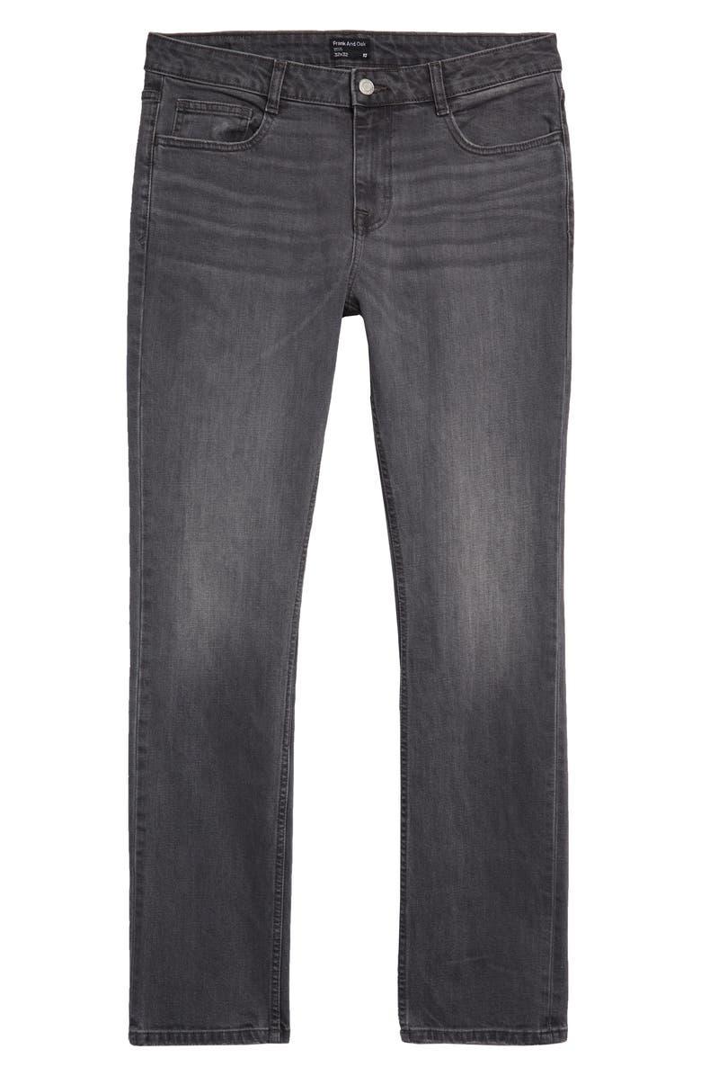 FRANK AND OAK Dylan Slim Fit Jeans, Main, color, 021