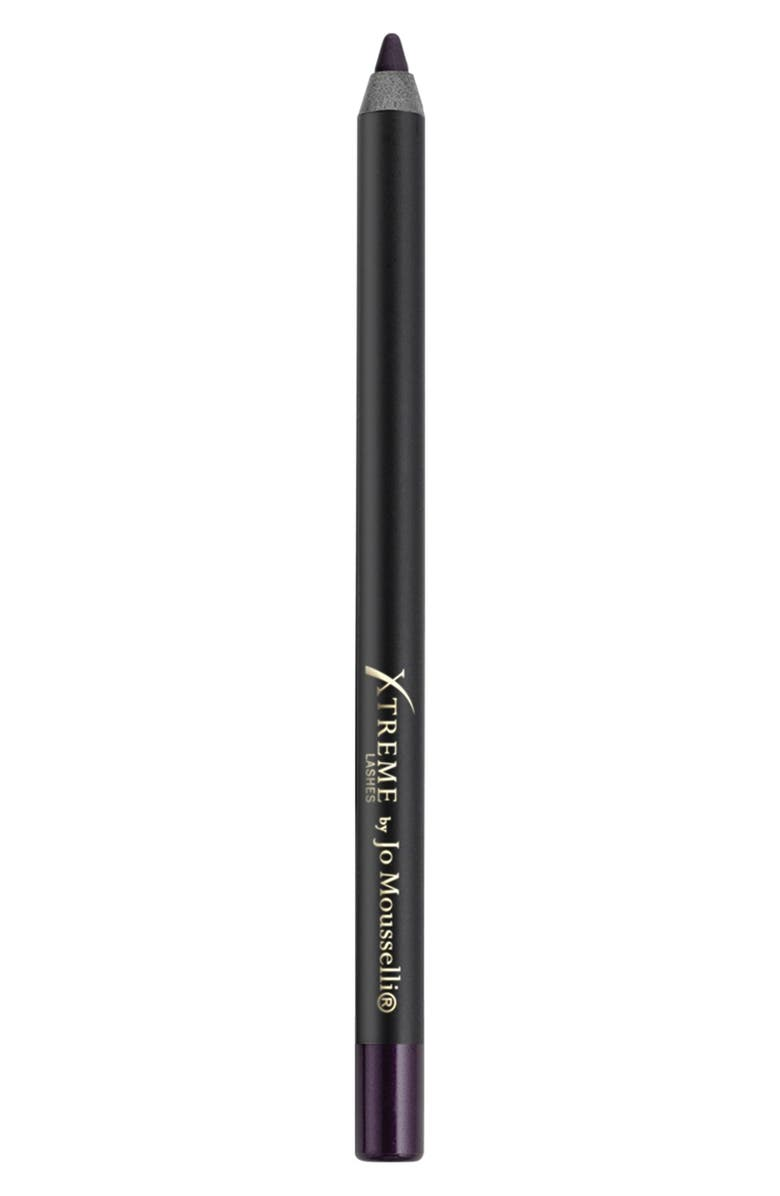 XTREME LASHES BY JO MOUSSELLI<SUP>®</SUP> GlideLiner<sup>™</sup> Long Lasting Eye Pencil, Main, color, 001