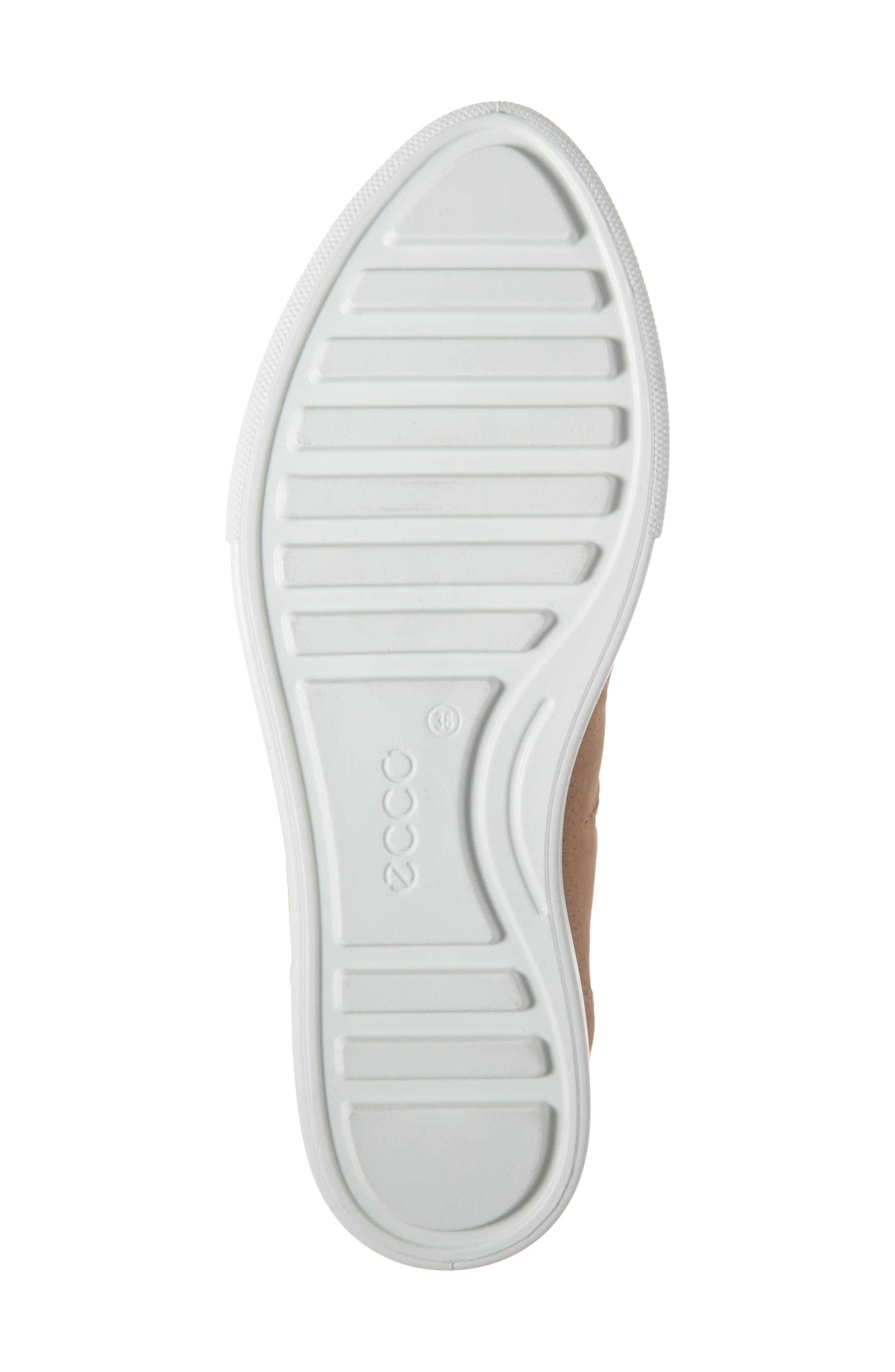 ,                             Gillian Slip-On Sneaker,                             Alternate thumbnail 6, color,                             CASHMERE LEATHER