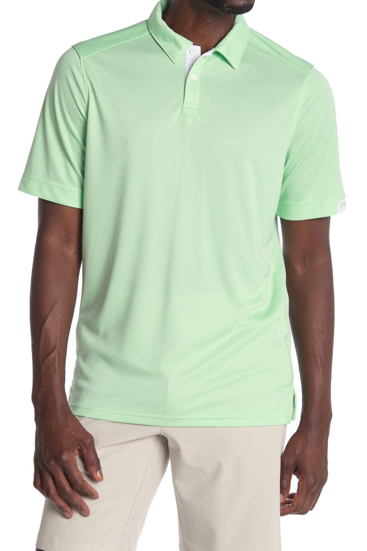 Image of Oakley Gravity Golf Polo