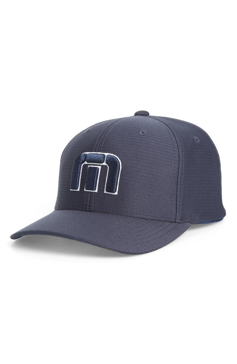 TRAVISMATHEW 'B-Bahamas' Hat, Main, color, NAVY