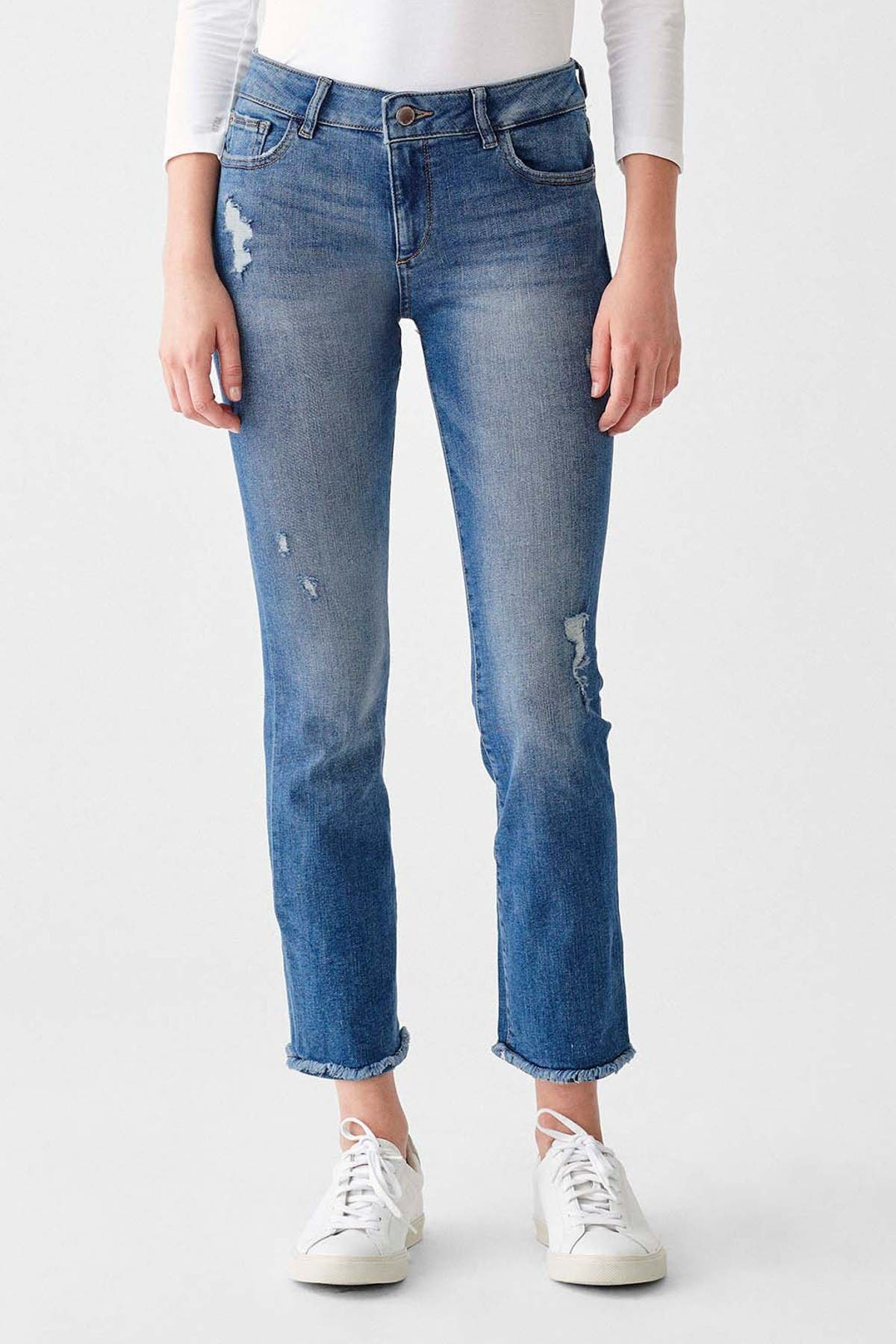 Image of DL1961 Mara Straight Leg Jeans