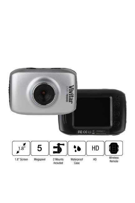 Image of VIVITAR 5.1 Action Camera
