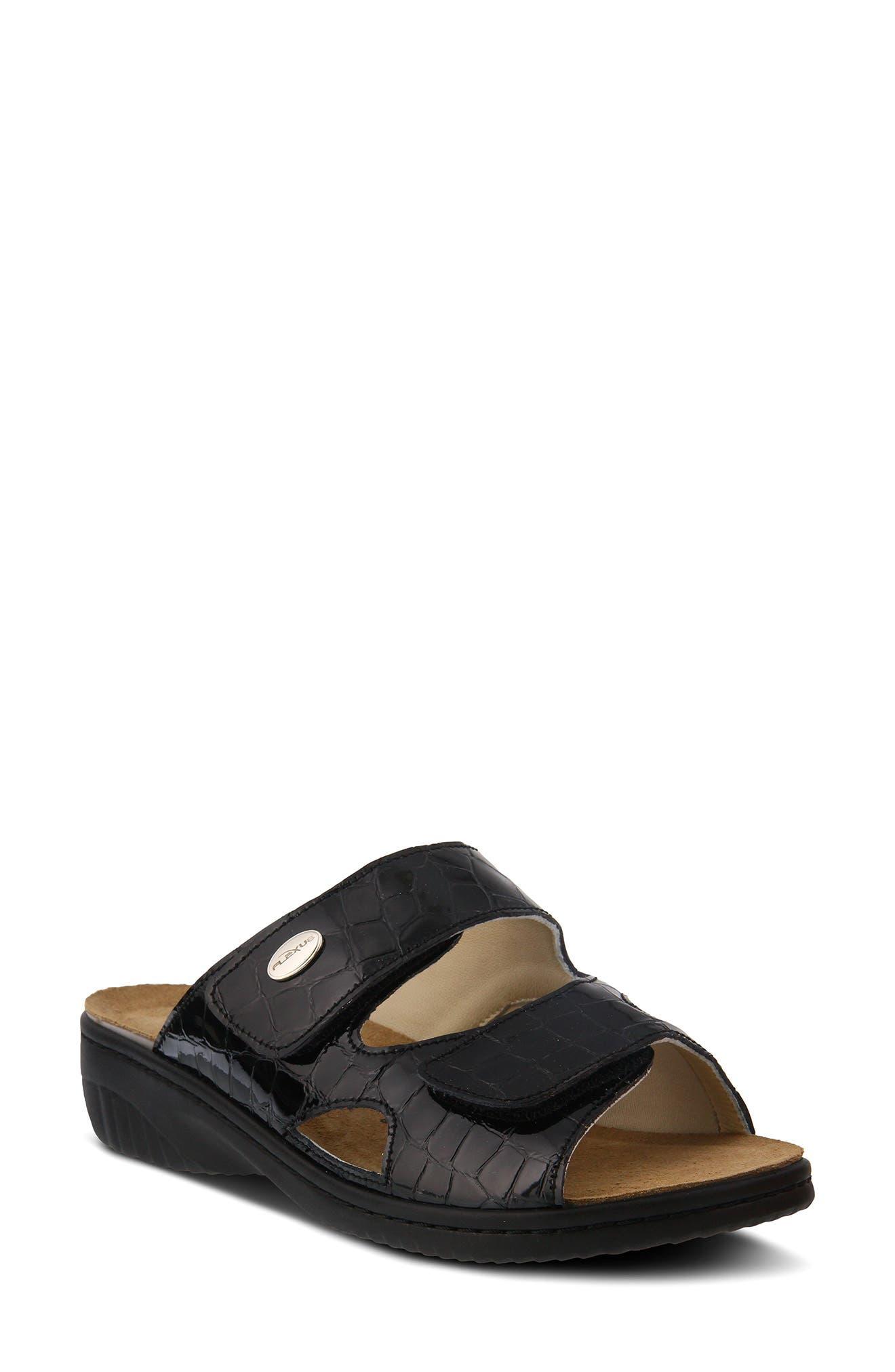 Almeria Slide Sandal