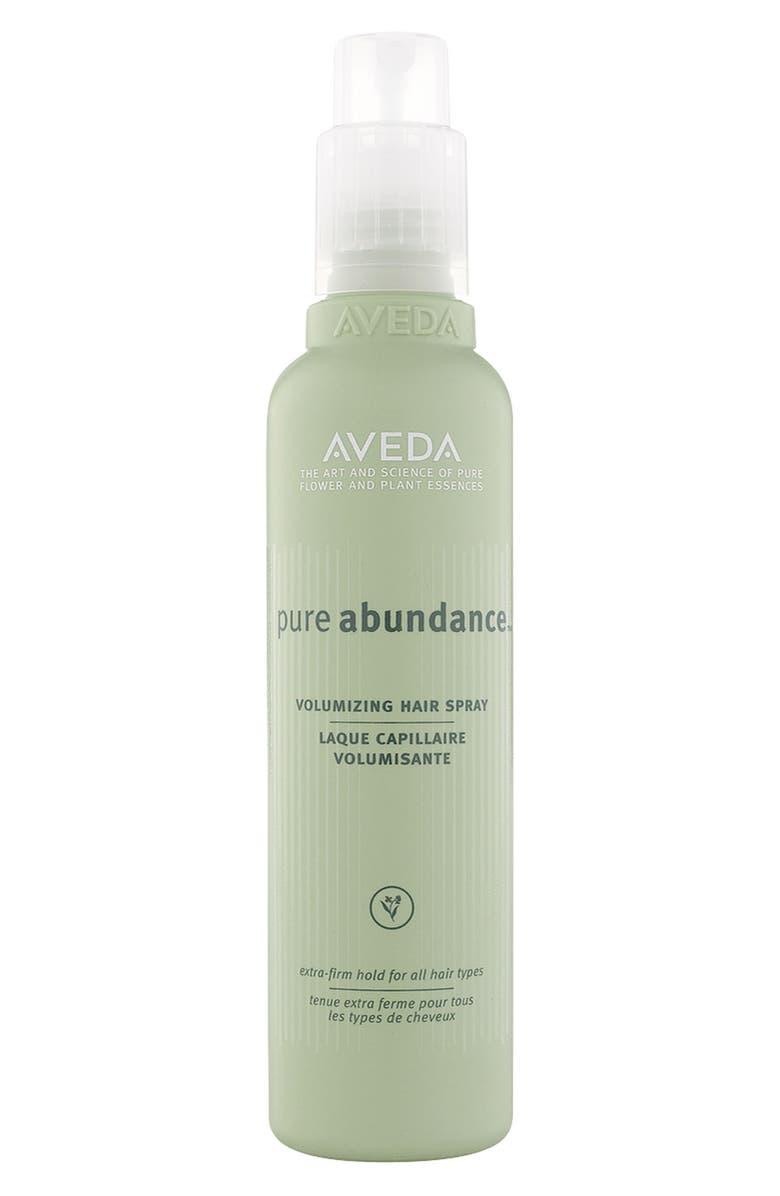 AVEDA pure abundance<sup>™</sup> Volumizing Hair Spray, Main, color, NO COLOR