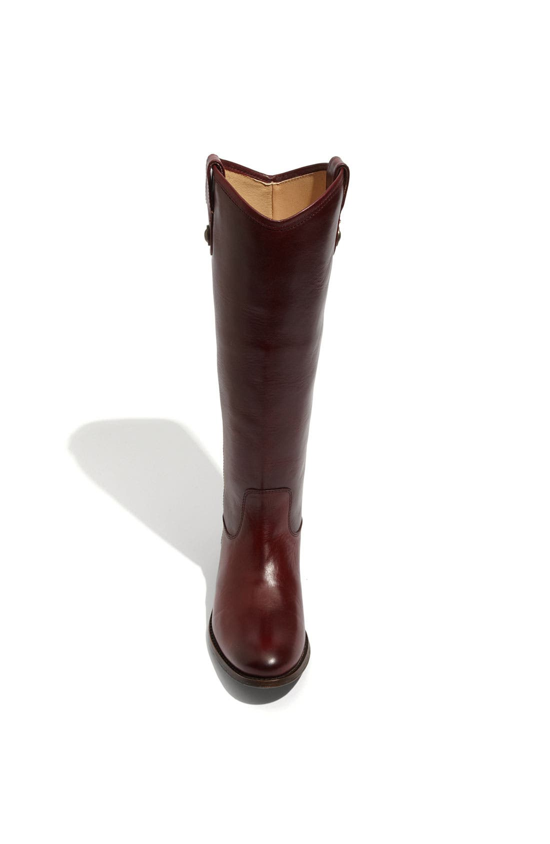 ,                             'Melissa Button' Leather Riding Boot,                             Alternate thumbnail 161, color,                             618