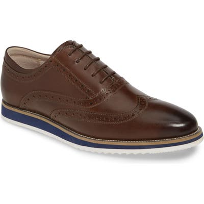 English Laundry Rory Wingtip- Brown