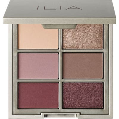 Ilia The Necessary Eyeshadow Palette - Cool Nude