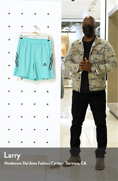 Aero 3-Stripe Shorts, sales video thumbnail