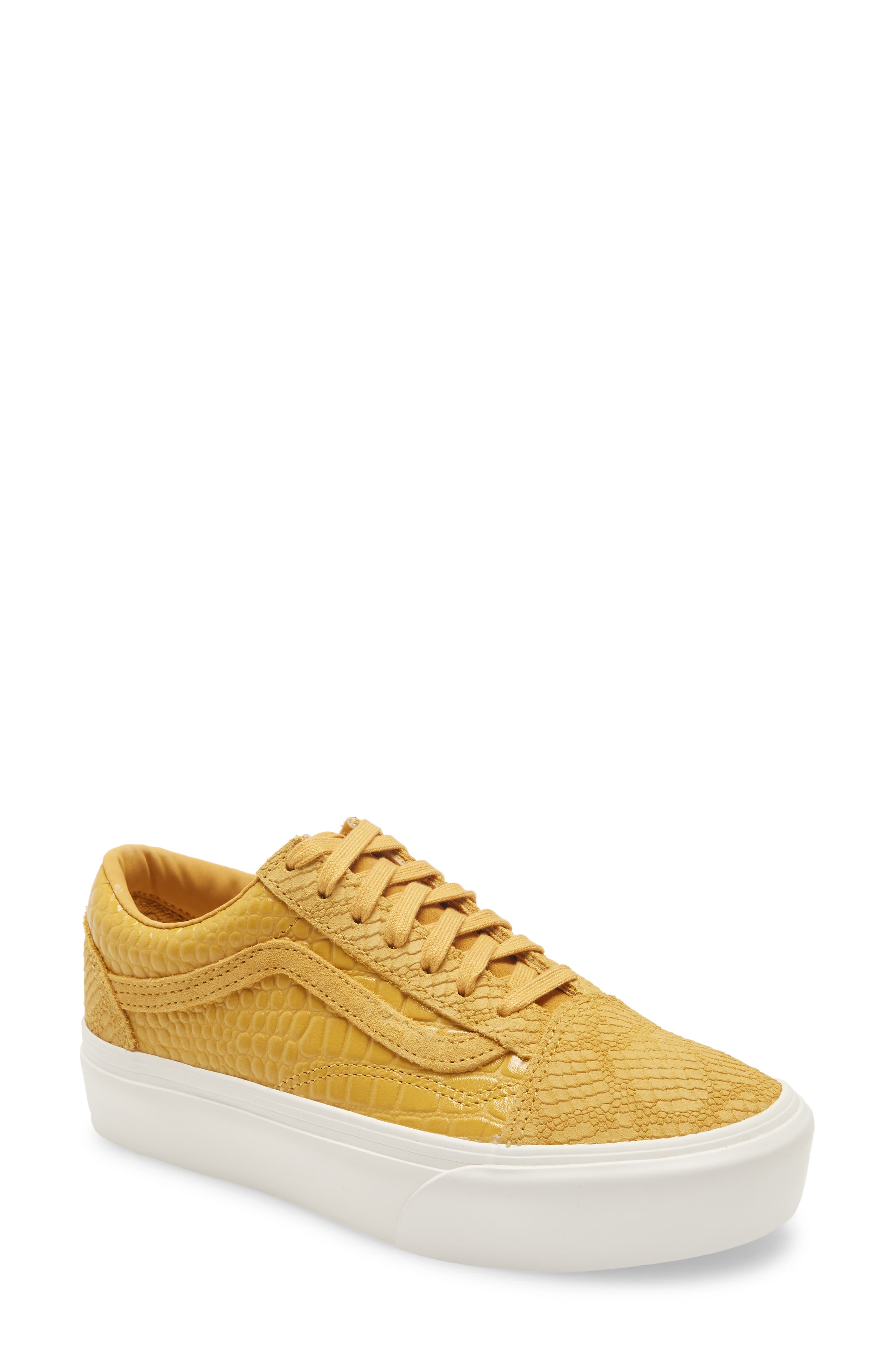 Women s Vans Old Skool Platform Sneaker E574