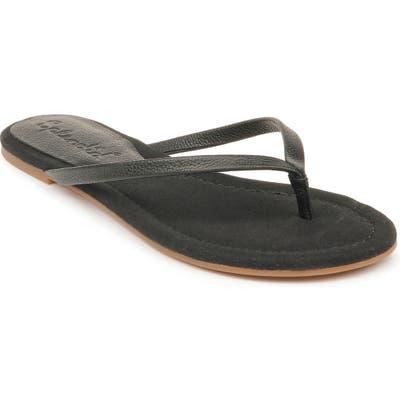 Splendid Ashlee Flip Flop, Black
