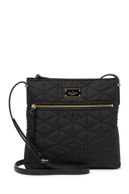 Image of kate spade new york wilson road dessi quilted crossbody bag