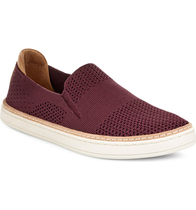 UGG<SUP>®</SUP> Sammy Sneaker, Main, color, LODGE LEATHER
