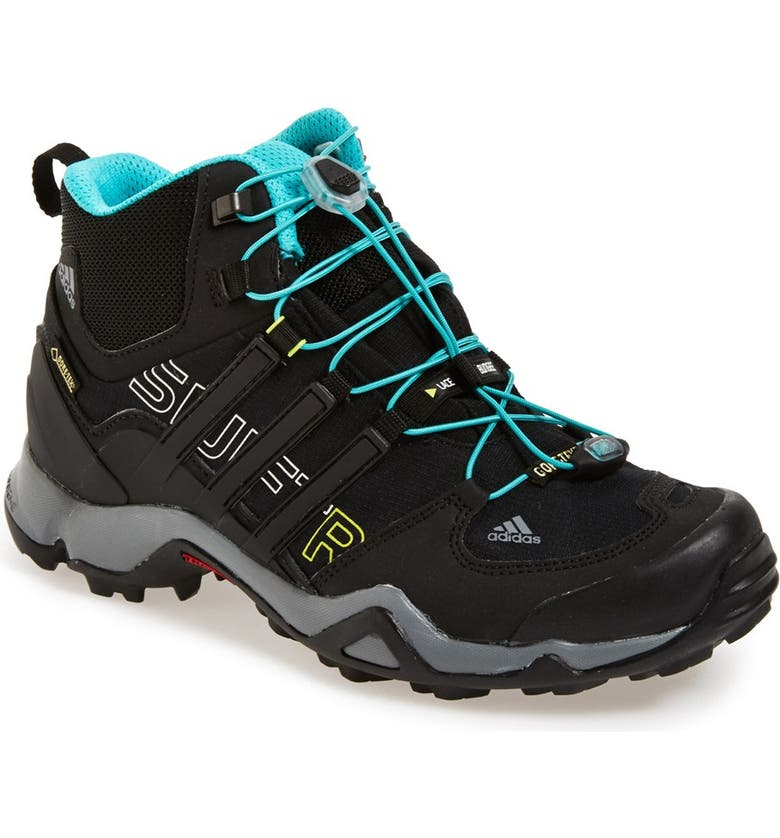 buying cheap multiple colors separation shoes adidas 'Terrex Swift R Mid GTX' Gore-Tex® Hiking Boot (Women ...