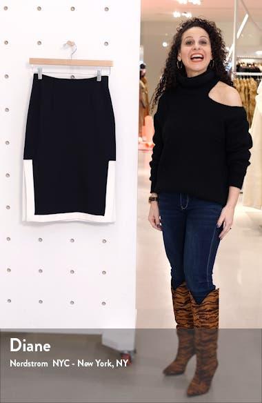 Yang Ponte Skirt, sales video thumbnail