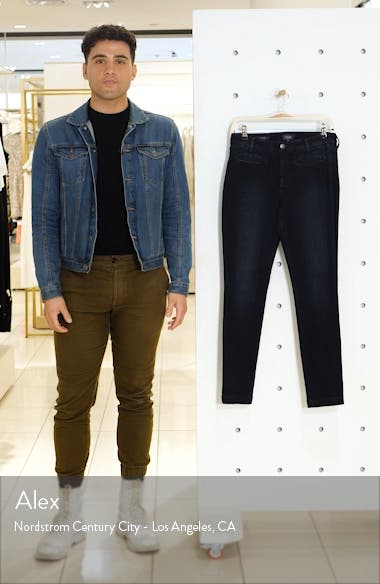 Ami Welt Pocket Skinny Jeans, sales video thumbnail