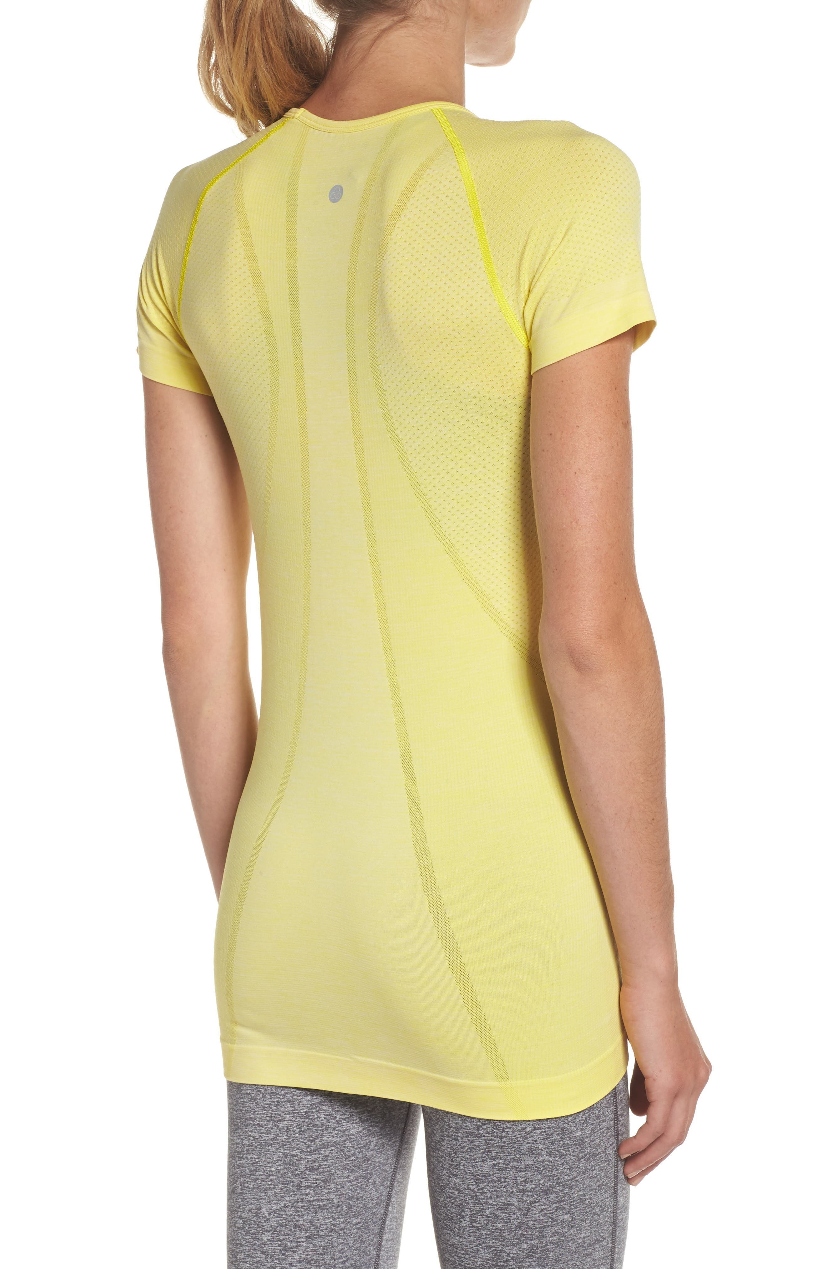 ,                             Stand Out Seamless Training Tee,                             Alternate thumbnail 45, color,                             740