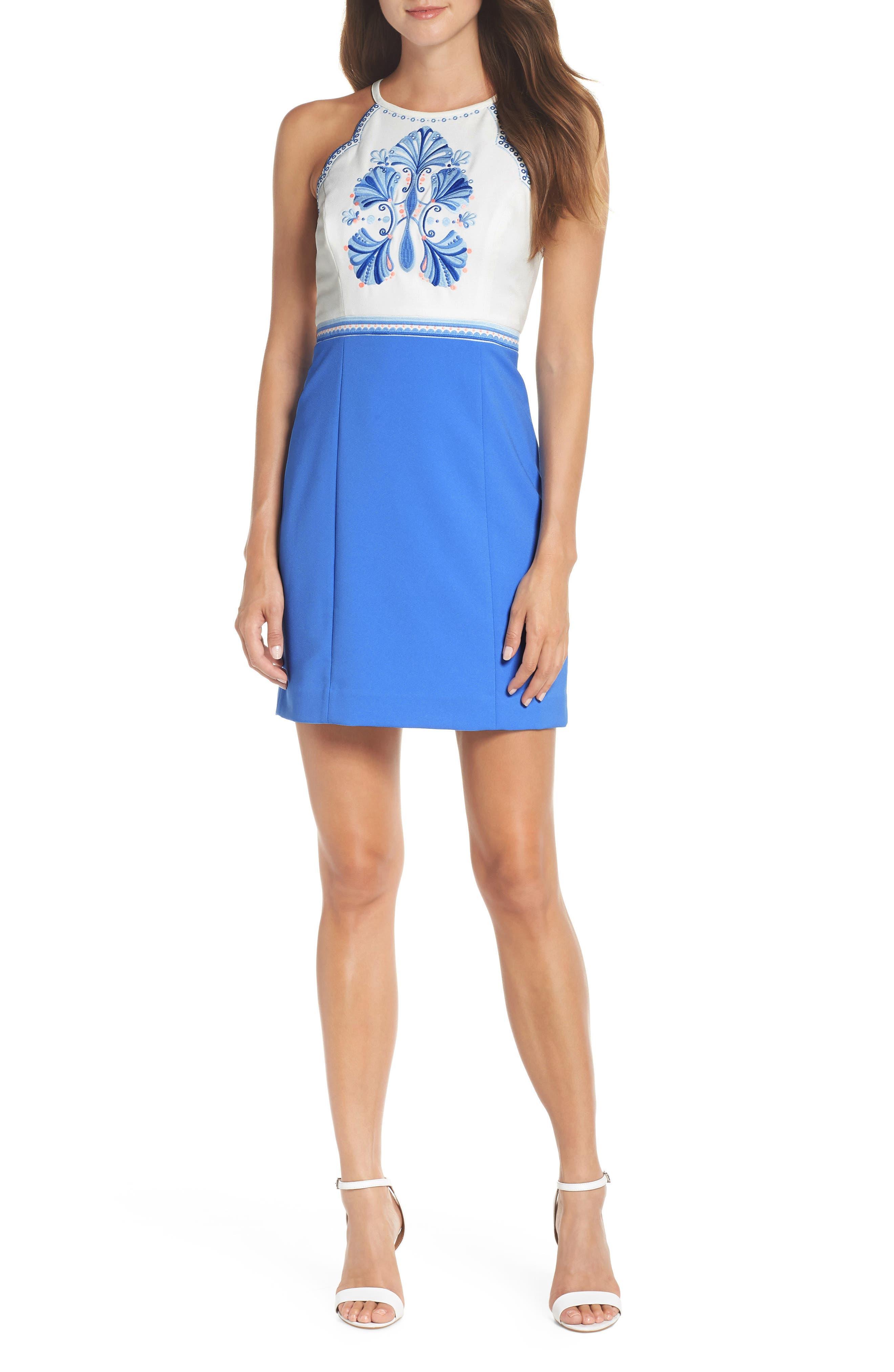 9edabfe68696f7 Lilly Pulitzer Adalie Sheath Dress