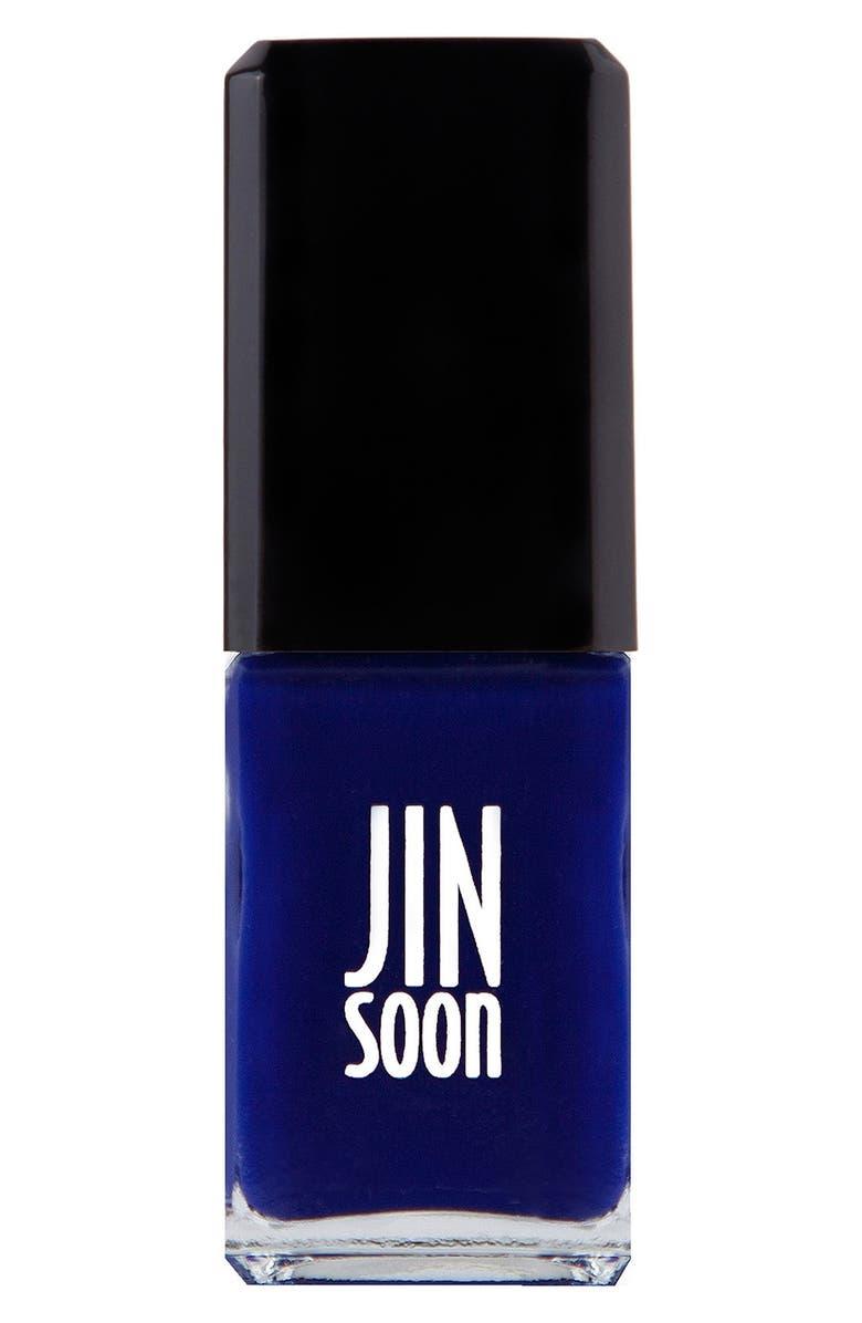 JINSOON 'Blue Iris' Nail Lacquer, Main, color, 400