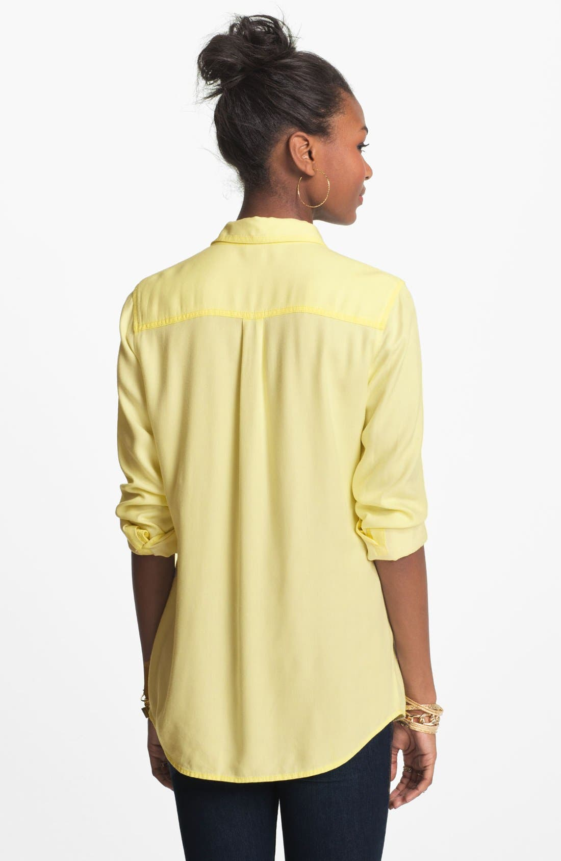 ,                             Rubbish Oversized Menswear Shirt,                             Alternate thumbnail 27, color,                             740