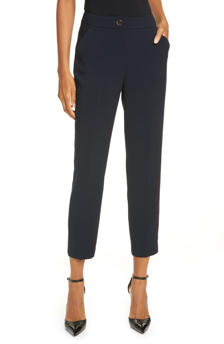 TED BAKER LONDON Sskyet Trousers, Main, color, DARK BLUE