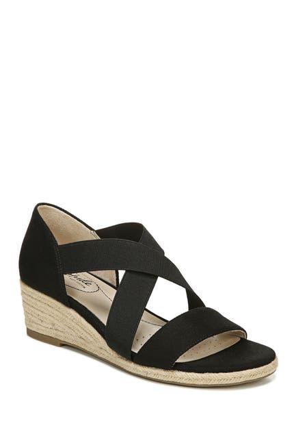 Image of LifeStride Siesta Espadrille Wedge Sandal