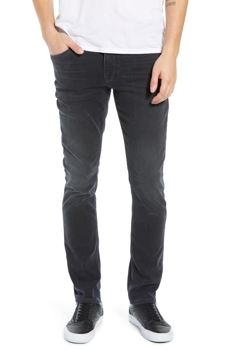 PAIGE Transcend - Croft Skinny Fit Jeans, Main, color, 400