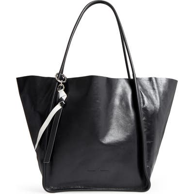 Proenza Schouler Extra Large Leather Tote - Black