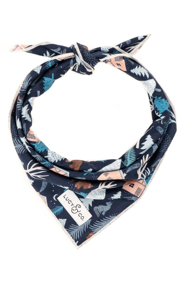 LUCY AND CO Lucy & Co. The Juno Bandana, Main, color, 400