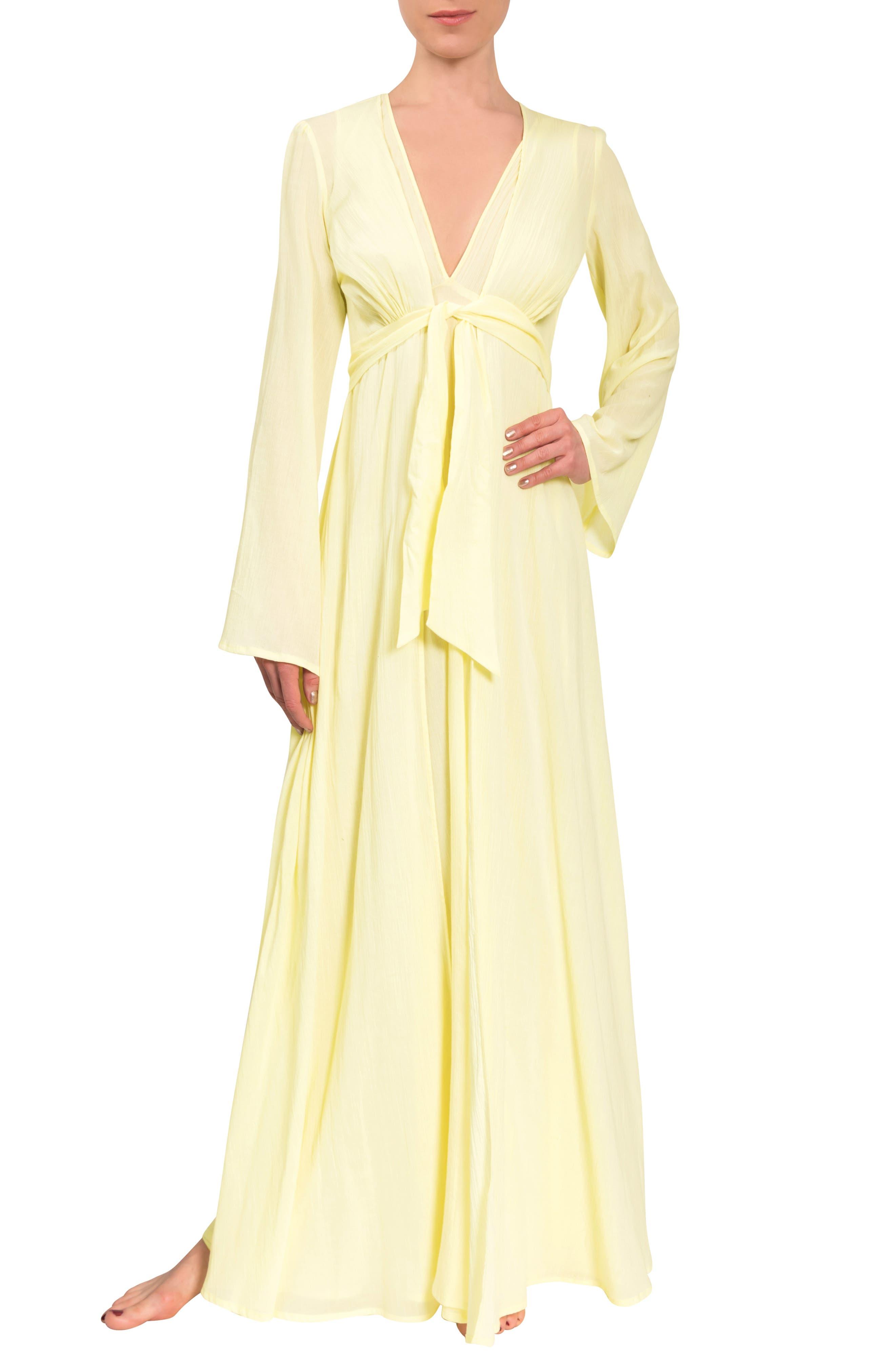 Diane Cotton Duster Robe
