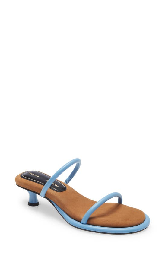 Proenza Schouler THE PIPE DOUBLE BAND SLIDE SANDAL
