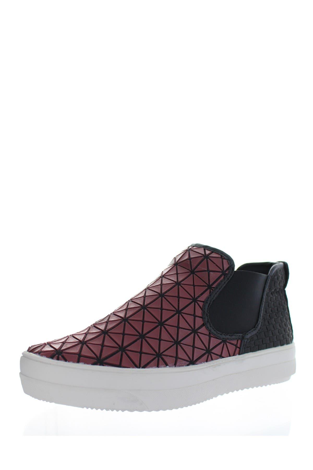 Image of Bernie Mev Axis Web Slip-On Sneaker