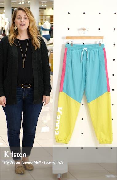 Authentic 90 Barsia Nylon Track Pants, sales video thumbnail
