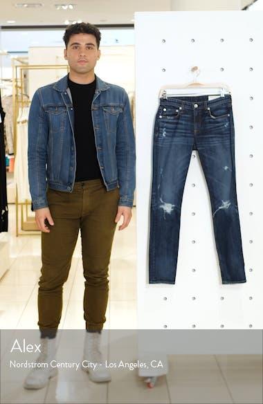 The Dre Ripped Slim Boyfriend Jeans, sales video thumbnail
