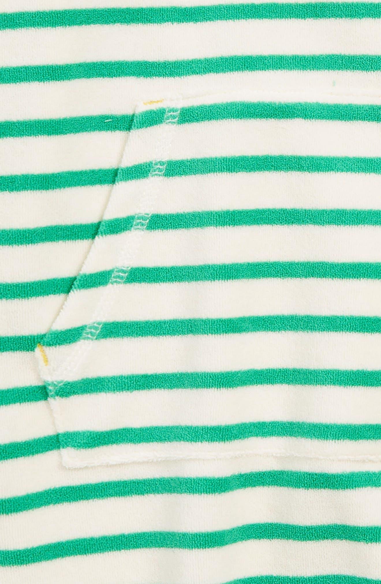 ,                             Stripy Terry Beach Cover-Up Dress,                             Alternate thumbnail 2, color,                             900