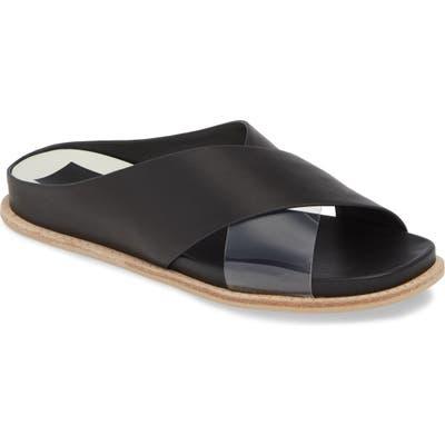 Dolce Vita Griff Slide Sandal, Black