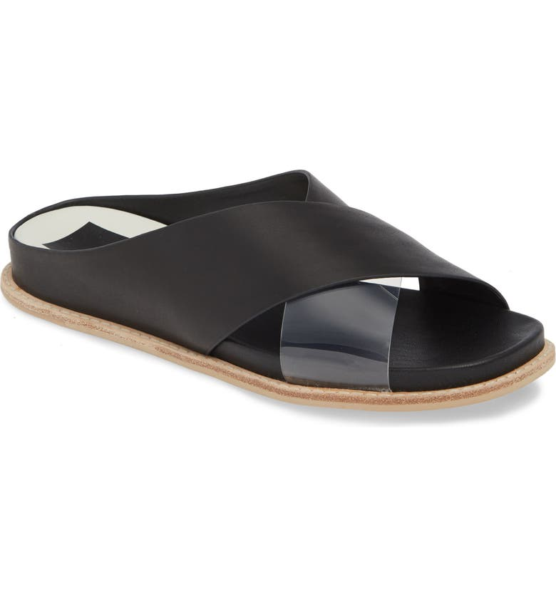 DOLCE VITA Griff Slide Sandal, Main, color, 001
