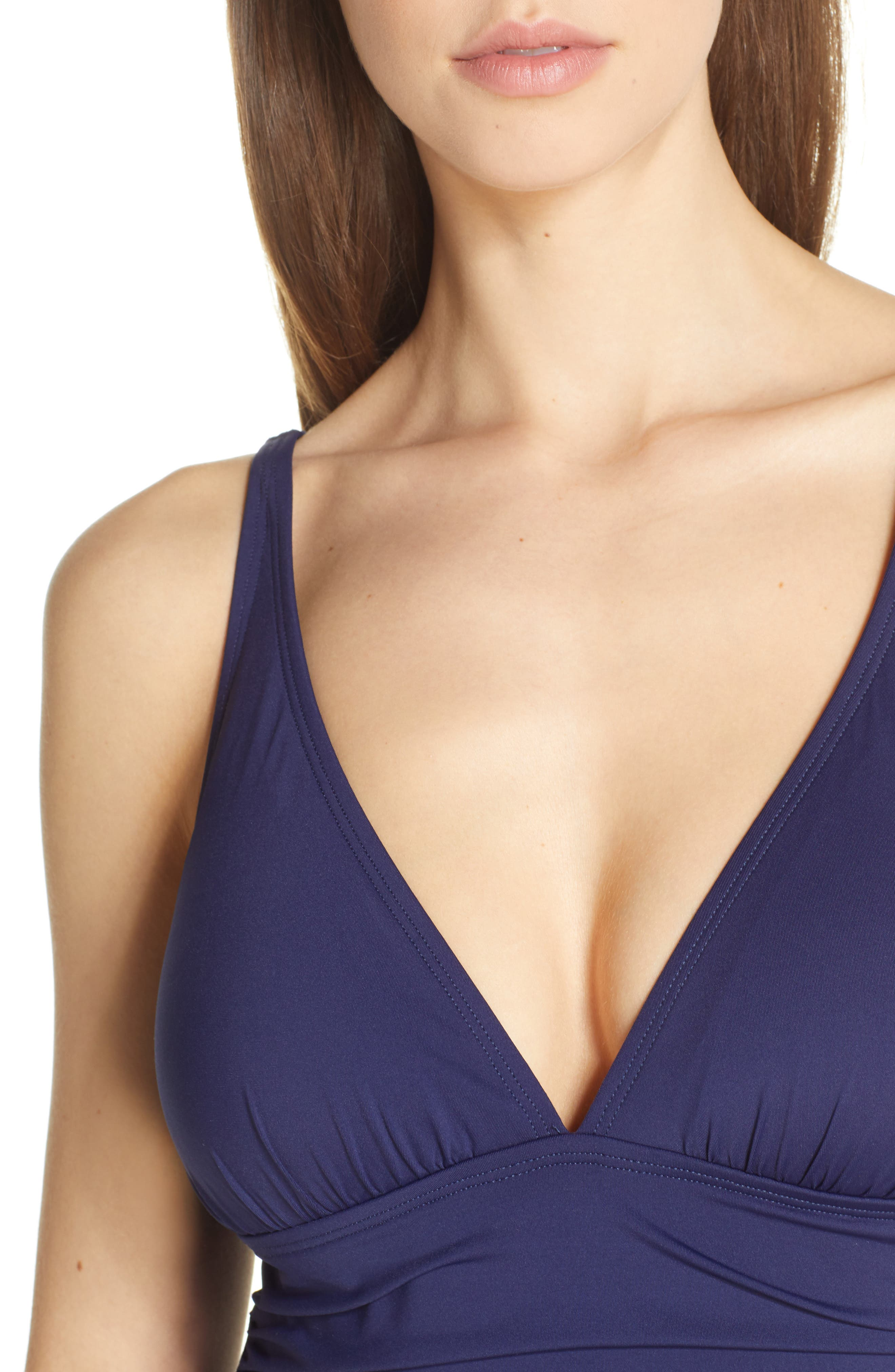 ,                             Pearl One-Piece Swimsuit,                             Alternate thumbnail 5, color,                             MARE