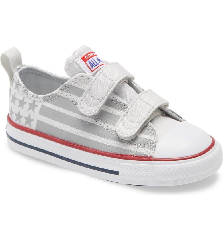 CONVERSE Chuck Taylor<sup>®</sup> 2V Double Strap Sneaker, Main, color, 079
